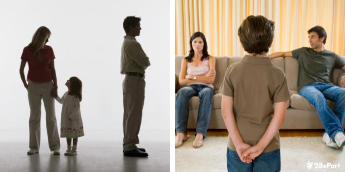 En este post encontrarás algunos consejos para padres separados
