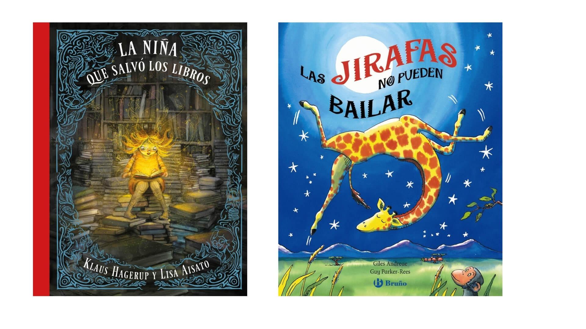 Libros para niños de a partir de 6 años