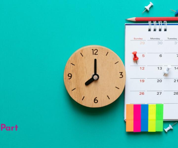 Todas las ventajas de tener un calendario de custodia entre padres divorciados e hijos
