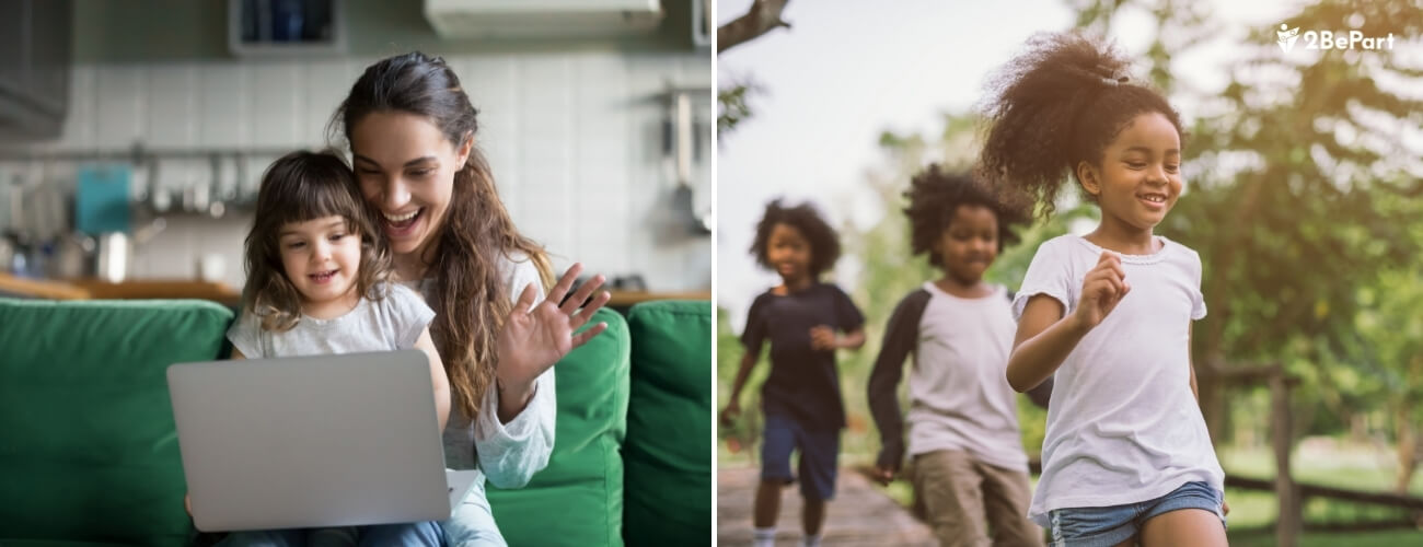 Cómo evitar problemas psicológicos en hijos de padres separados